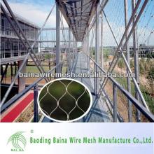 Высокопрочная защитная решетка из нержавеющей стали