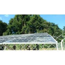 Solarenergie-Energie Wechselstrom DC-Pumpe Solarwasserpumpensystem Afrika Europa Landwirtschaft Bewässerung
