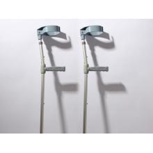 Arm und Bein einstellbare Aluminium Krücken