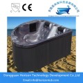 Luxury home used hot tub europe