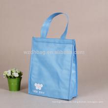 La bolsa de asas no tejida térmica por mayor aislada del refrigerador de la aduana, bolso del almuerzo, bolso de la comida campestre