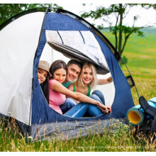 Populäres Hauben-Aluminium Rod-Wasser-Beweis-faltendes Zelt