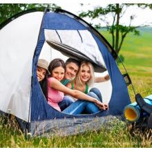 Tente pliante populaire de preuve de l'eau en aluminium de tige de dôme