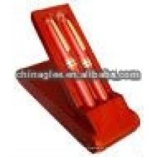 caixa de madeira caneta 2012 venda quente