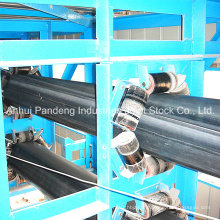 Correia transportadora da tubulação do sistema de transporte / correia transportadora / nylon