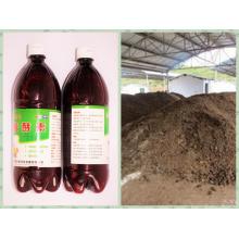 algas marinhas Agente bio-bacteriano para decomposição de material orgânico