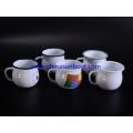 Enamel Simple Water Coffee Mug