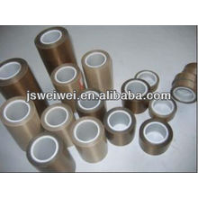 устойчивые ленты тепла клей с тефлоновым покрытием с вкладышем выпуска