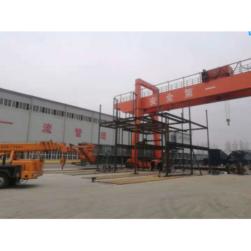 Factory Prefabricated Frame Steel Structure Warehouse