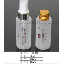 150ml Frosted Pet Plastic Bottle for Skin Care Liquid Packing