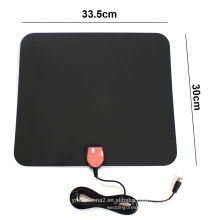 indoor digital atsc/dmb/dvb-t/isdb-t tv antenna indoor digital 60-80 miles