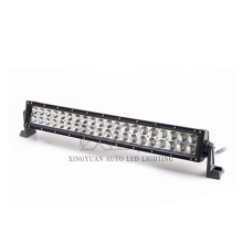 Barra de luz de curva de LED 120W Barra de luz de trabajo de LED Conducción offroad Coche ligero Accesorio de alta potencia 12V 24V Vehículo Camión SUV ATV Autos
