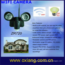 hot selling hidden camera long time recording wireless video camera wifi / 3g video camera free