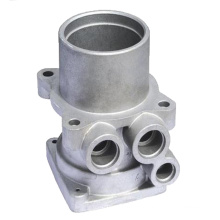 Customized Iron Gravity Plastic Die Casting Mould Product With Polishing Anodizing