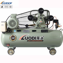 belt driven air compressor 3 cylinder AC power 3 phase