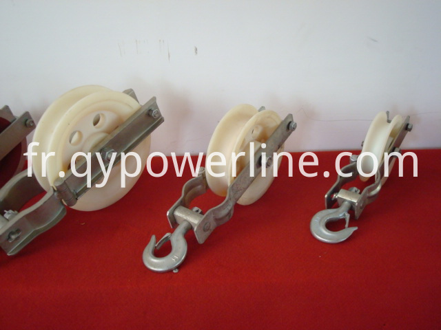 Grounding Wire Cable Pulley