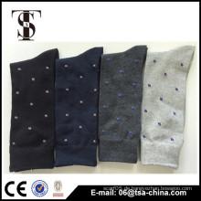 Fabrik Großhandelsmänner schwarze Socken, Männer weiße Socken Qualitätswahl