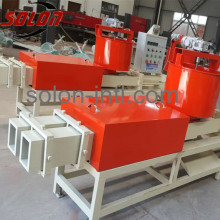 Hot Press Wood Chips Sawdust Pallet Block Machine