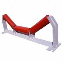 Ske Conveyor Nylon Idler with Frame for Cement Coal Industry