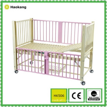 Mobiliario hospitalario para cama de niños pediátrica (HK506)