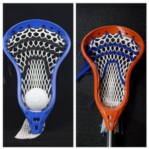 Lacrosse Head met Players Pocket