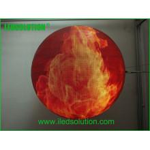 Bola do diodo emissor de luz da exposição de diodo emissor de luz P4.8 da esfera dos produtos novos
