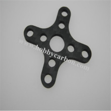 High strength carbon fiber cnc cutting for drone