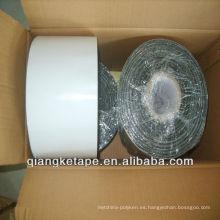 cinta de envoltura de tubería de gas