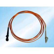 LC/Upc to Sc/APC Singlemode or Multimode Customized Optic Equipment Fiber Optic Patch Cord