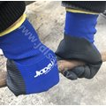 Special Structure Liner Glove of Foam Nitrile Coating (N1575BRF)