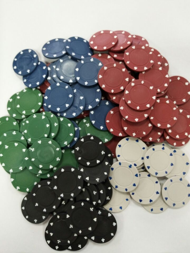 Professional Poker Chips Set