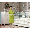 Simple Luxury personalized brushed fleece bathrobe