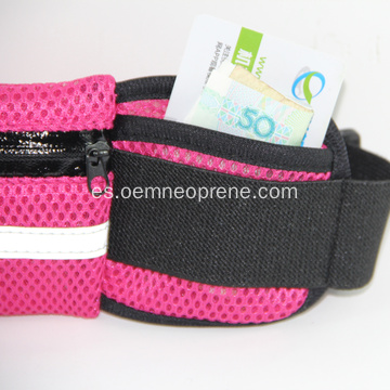 Low MOQ Neoprene Running Waist Bags