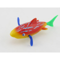 Plastic Wind up Swimming Animal Toy for Kids (H9813065)