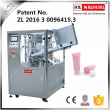 Shampoo Liquid Soap Liquid Detergent Shower Gel Filling And Sealing Machine