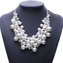 Wholesale Fashion Statament Pearl Necklace