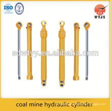 Cilindro hidráulico pistão pequeno
