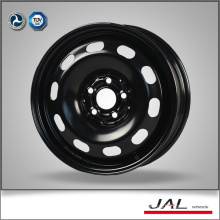 2016 Popular Design with Low Price 15 Inch Black Car Wheels Rim