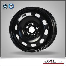 2016 Popular Design com baixo preço 15 polegadas Black Car Wheels Rim