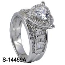 Anillo micro del ajuste de la nueva joyería de plata de la llegada 925
