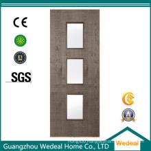 Supply High Quality Interior Wood Veneer MDF Door for Houses