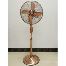 Ventilador de suelo Ventilador de ventilador Ventilador antiguo