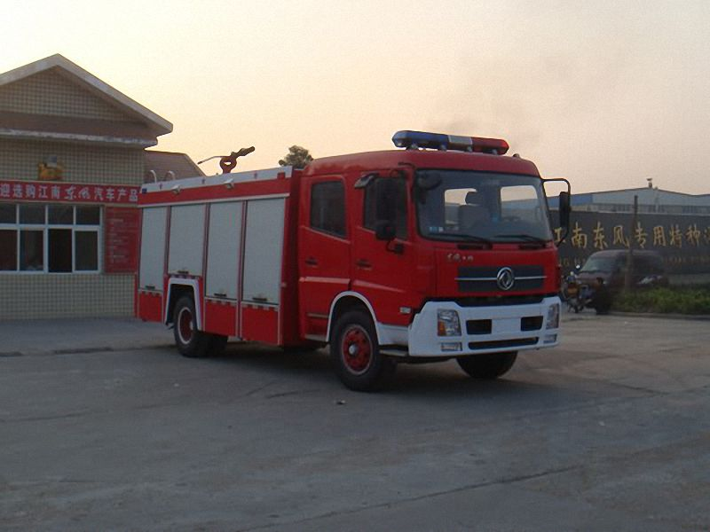 Fire Truck Fire Engine 43