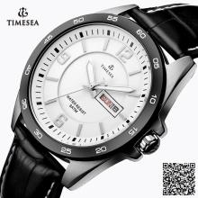 Fashion Man Stainless Steel Waterproof Quartz Watch Wrist Watch 72191