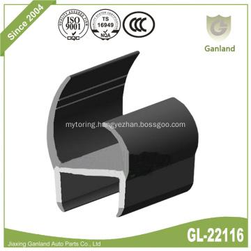 EPDM Container Door Rubber Gasket PVC H Seal
