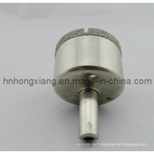 Electroplate Diamond Drill Bit for Glass, Porcelain, Granite, Marble