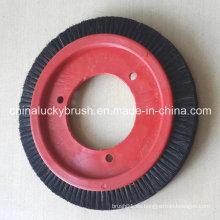 Cepillo negro de alta calidad de la cerda negra del acento pequeño (YY-429)