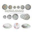 """6-12"""" Plate (HJ0001056)"""