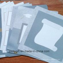 Graduação Memorial 12 X 12 Pattern Design Scrapbooking Pacote de papel de 30