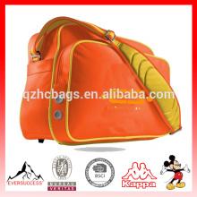 Nouveau sac à bandoulière Cross Body Bag Meilleur sac à provisions avec Side Shoe Tunnel